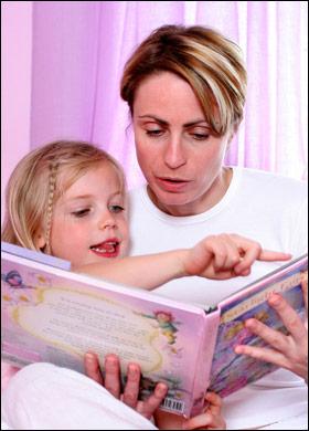 tips agar si kecil mahir berbicara