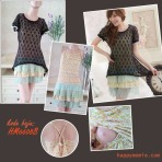 Dress Menyusi EBH6608b