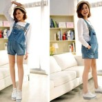 Hot Pant Denim Suit EBH140515