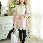 EBH 111115 B / Woolen Coat Pregnant
