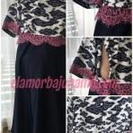 Dress Batik Hamil-Menyusui by Sapu Lidi