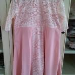 SL0202SL16 – Pink Dress Pregnant