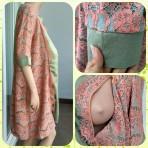 SL 001 Dress Hamil Menyusui