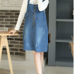 EBH160416 Short Skirt Overall