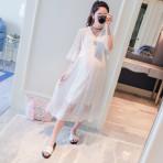 EBH190616 Pregnant Lace Dress