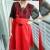 EBHSL080216 Dress Hamil Menyusui Elegant