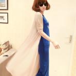 EBH15401 Maternity Long Cardigan