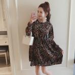 EBH030117 Pregnant Dress Chiffon Skirt
