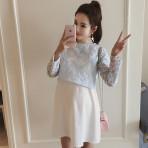 EBH070117 Skirt Pregnant Dress
