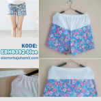 EBH8392 – blue Shorts Hamil Modis