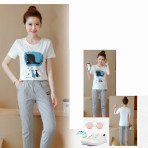 EBH130417 T-shirt+Pants Breastfeeding