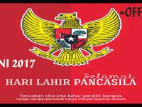"""OFFLINE 1 JUNI 2017 MEMPERINGATI """"HARI LAHIRNYA PANCASILA"""""""